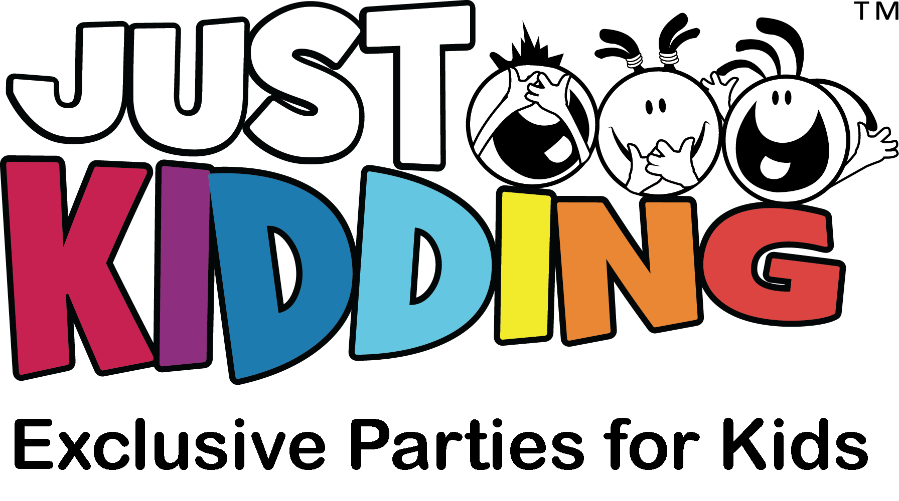 Just Kidding Logo